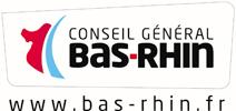Logo Conseil Général du Bas-Rhin - Animal'Hom