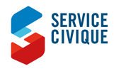 Logo Service Civique - Animal'Hom