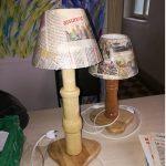 Conception réalisation - Lampe