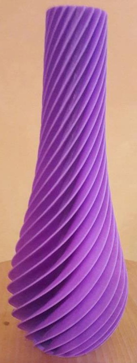 Vase Design & Décoration violet